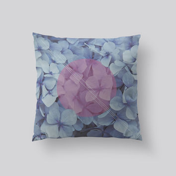 Throw Pillows for Couches / Flowers by Leftfield_Corn