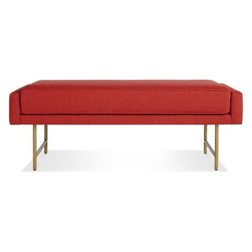 Blu Dot Red Bank Bench