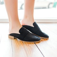 Free People At Ease Loafer -Black