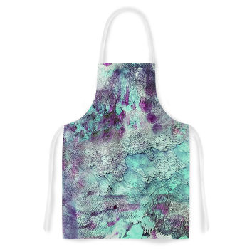 "Sylvia Cook ""Think Outside the Box"" Artistic Apron"