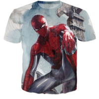 Spiderman In The Chill