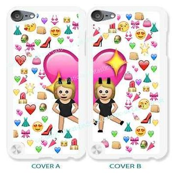 case,cover fits iPod models>BFF>emoji,emojis,best friend>friends>cute>girls,gift