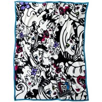 Monster High Throw