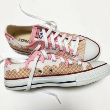 Sprinkles On Top Converse Low Top