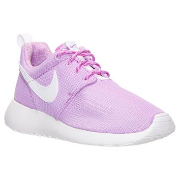 3c566b863a28 Girls  Grade School Nike Roshe One Casual from Finish Line