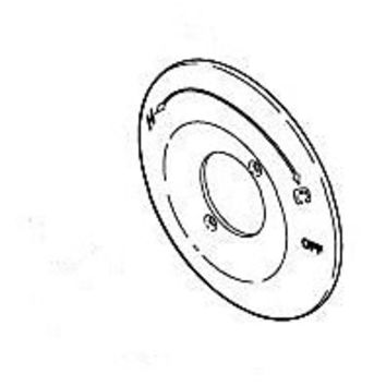 Delta Faucet RP64602SS Talbot, Monitor 14 Series Tub/Shower Escutcheon, Stainless