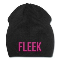 FLEEK Knit Beanie