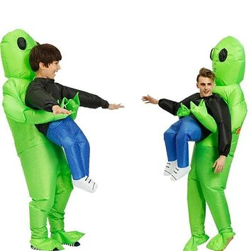 Inflatable Alien Costume For Adult or Kids