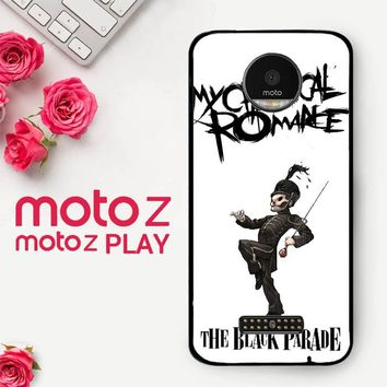My Chemical Romance X0153  Motorola Moto Z Play Case