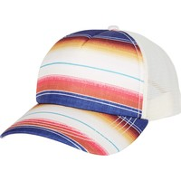 Billabong - Heritage Mashup Trucker Hat | Peacoat