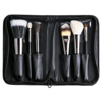 SET 685 - 6 PIECE TRAVEL BRUSH SET