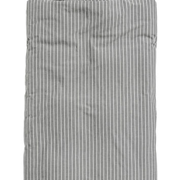 H&M Striped Duvet Cover Set $29.99