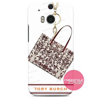 Tory Burch Kerrington Square Symphony Combo HTC One Case M9 M8 One X Cover