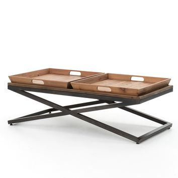 Jax Coffee Table Small