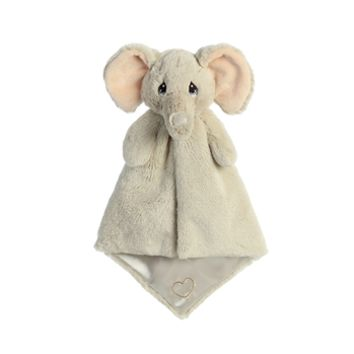 Precious Moments Tuk Elephant Luvster Baby Blanket by Aurora
