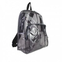 Clear Backpack - Eastsport