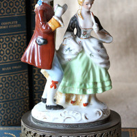 Figurine Music Box, Verdi's Rigoletto Opera