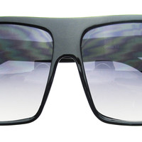 Big Drop Sunglasses in Black