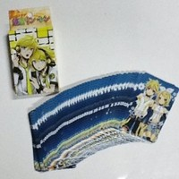 New Vocaloid Rin & Ren Playing Cards Poker Cards Deck