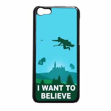I Want To Belive Harry Potter iPhone 5c Case