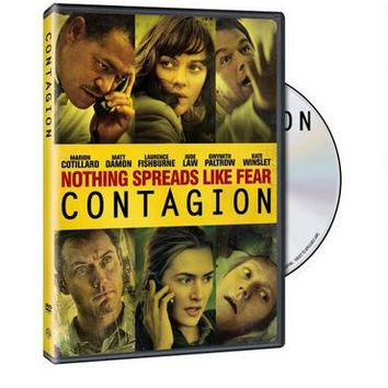 Contagion DVD | WBshop.com