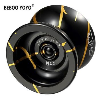 Yoyo Professional Yoyo Ball Yo yo Yo-yo High Quality Metal Yoyo Classic Toys Diabolo Magic Gift For Children N11 1A 2A 3A 5A