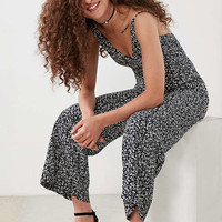 Rolla's Jerry Wide-Leg Jumpsuit | Urban Outfitters
