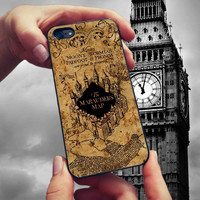 Harry Potter The Marauders Map  -  iPhone 6, iPhone 6+, samsung note 4, samsung note 3,iPhone 5C Case, iPhone 5/5S Case, iPhone 4/4S Case, Durable Hard Case