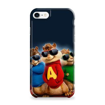 Alvin And The Chipmunks The Road Chip Movies Glasses Hip Hop iPhone 6 | iPhone 6S Case