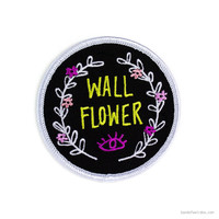 Wall Flower Patch