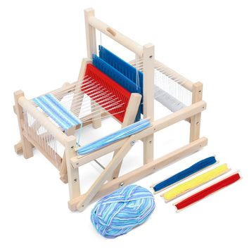 Wooden Multi-Craft Weaving Loom