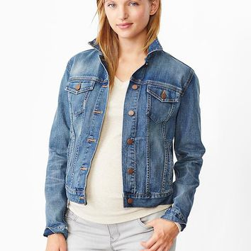 Gap Women 1969 Heritage Denim Jacket