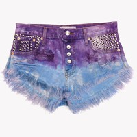 Cast Away Cosmic Wildest Babe Shorts