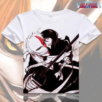 Bleach Short Sleeve Anime T-Shirt V10