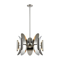 Into Stellar Space Chandelier