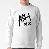 Ashton Irwin 5sos Signature 3467 Sweater Man and Sweater Woman