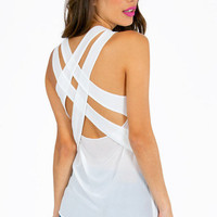 Basketweave Tank Top $32