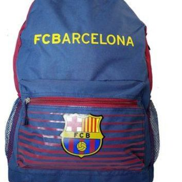 FC Barcelona Official Team Licensed Logo Backpack - 004