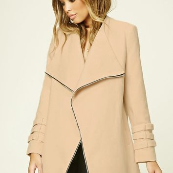 TWELVE Asymmetrical Coat