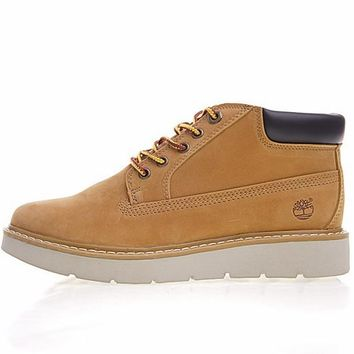 "Timberland Fashion Mid Boots ""Wheat"" TB0 A1GP4W"
