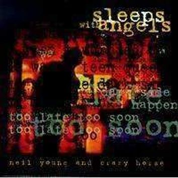 Neil Young & Crazy Horse - Sleeps With Angels - Used CD
