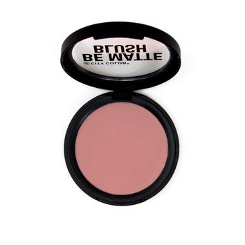 City Color Be Matte Blush - Blackberry