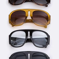 Oversize Gucci Inspired Raver sunglasses