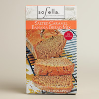 Sof'ella Salted Caramel Banana Bread Mix - World Market