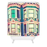Shannon Clark Dollhouse Shower Curtain