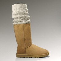 UGG Tularosa Route Detachable for Women | Versatile Thigh High Sweater Boots at UGGAustralia.com
