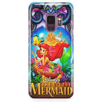 Ariel Tattoo Doodle Samsung Galaxy S9 Plus Case | Casefantasy