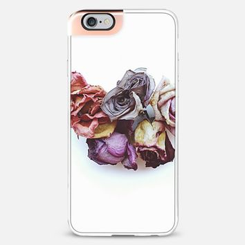 Minimal Floral iPhone 6 Plus case by DuckyB | Casetify