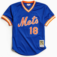 Mitchell & Ness New York Mets Jersey - Urban Outfitters