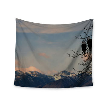 "Robin Dickinson ""Majesty"" Nature Landscape Wall Tapestry"